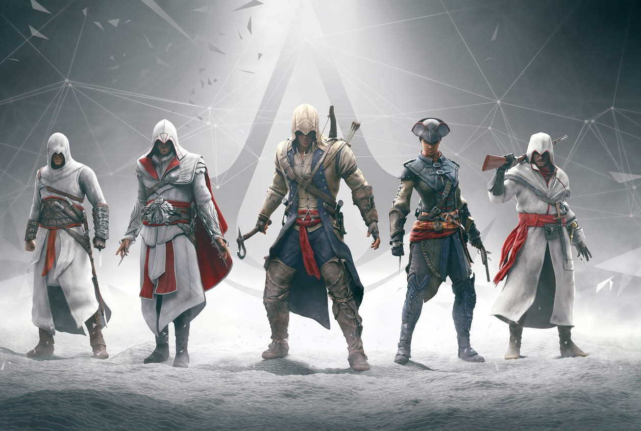 "<span style=""font-weight: bold;"">Assassin's Creed</span>"